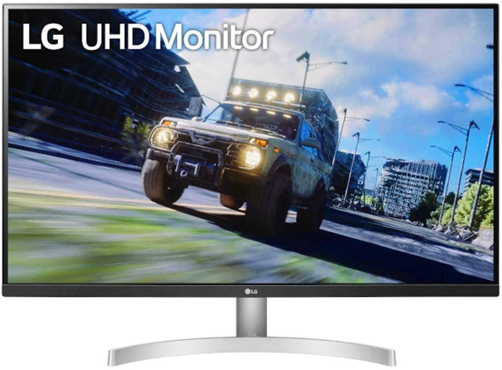 """Monitor 4K 32"""" LG 32UN500-W"""