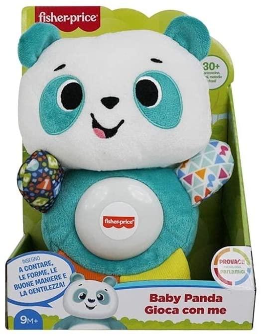 Baby Panda Parlámicos Fisher-Price
