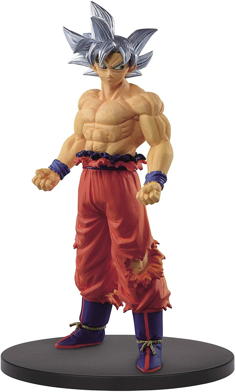 Figura de Acción Banpresto Goku ultra instinct