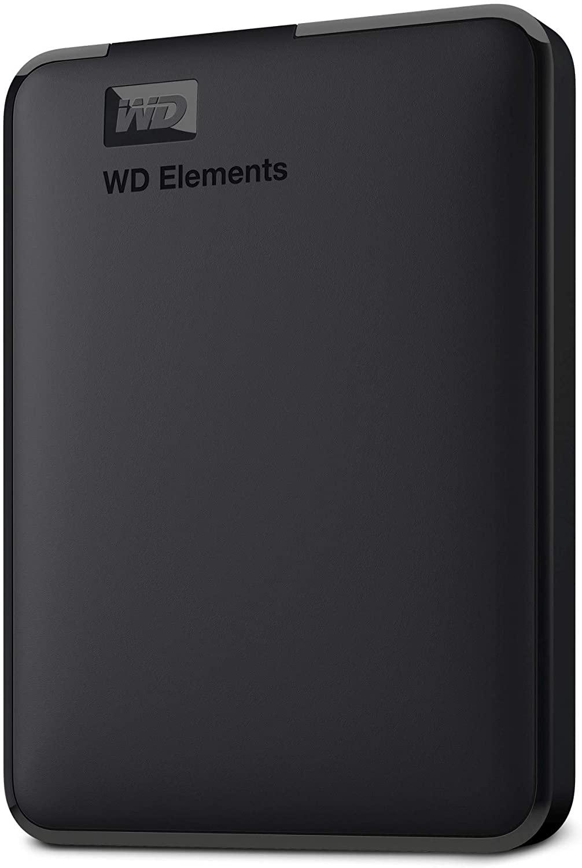 Disco duro WD Elements portable 4TB/5TB