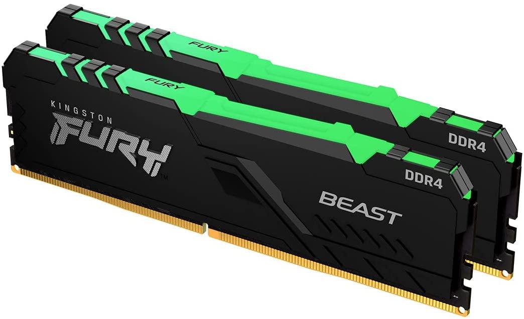 Kingston FURY Beast RGB 64GB 3000MHz
