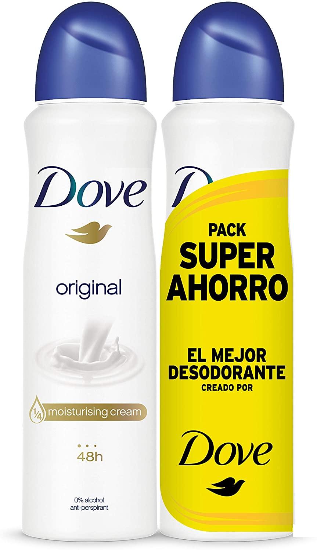 Desodorante Dove Original 4x200ml