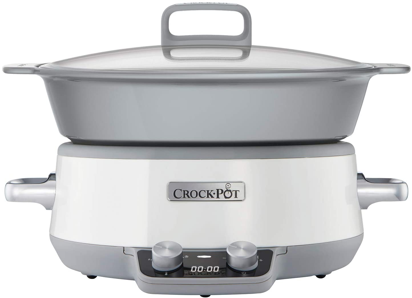 Olla inteligente de cocción lenta Crock-Pot Duraceramic