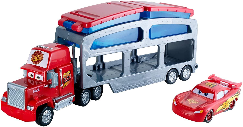 Camión Mack de transporte de Cars