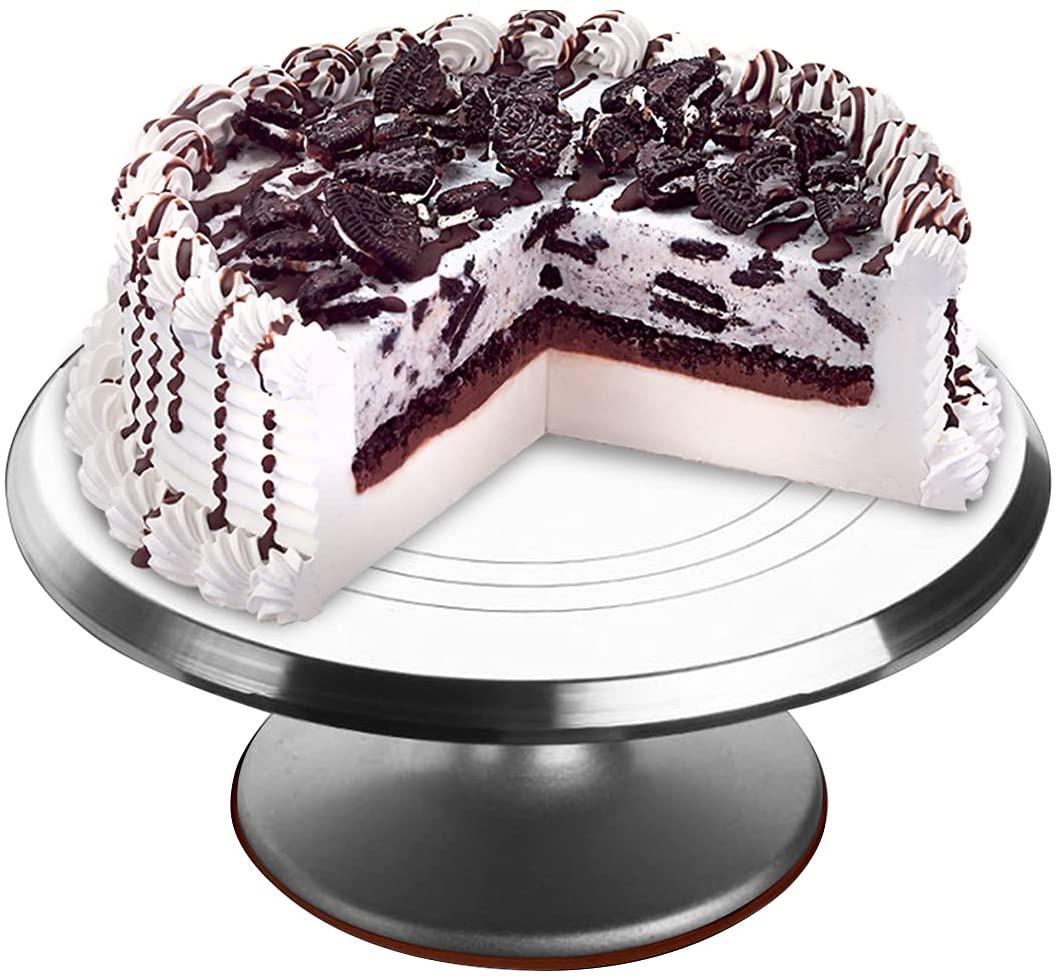 Plato giratorio para tartas u embutidos