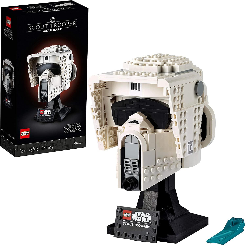 Casco de Soldado Explorador Star Wars Lego