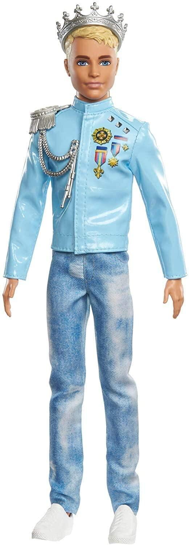 Barbie princess adventure principe Ken