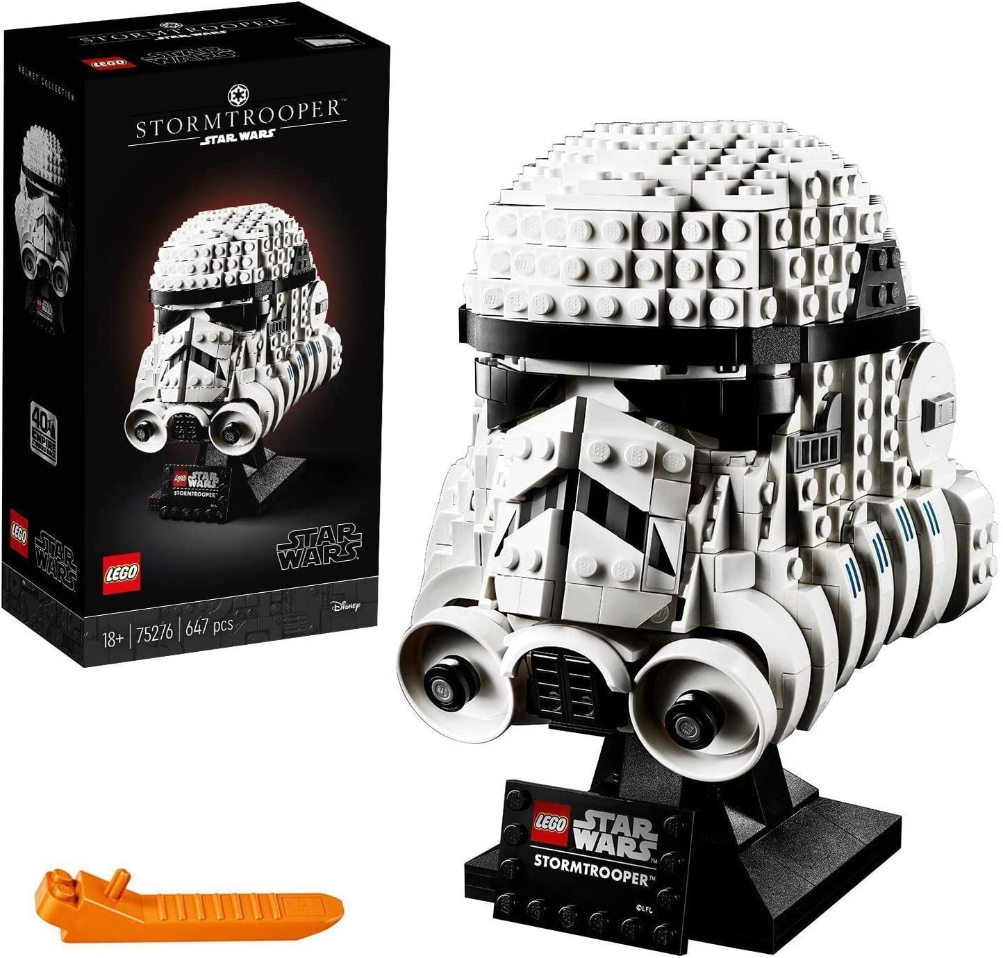 Casco de Soldado de Asalto Star Wars Lego