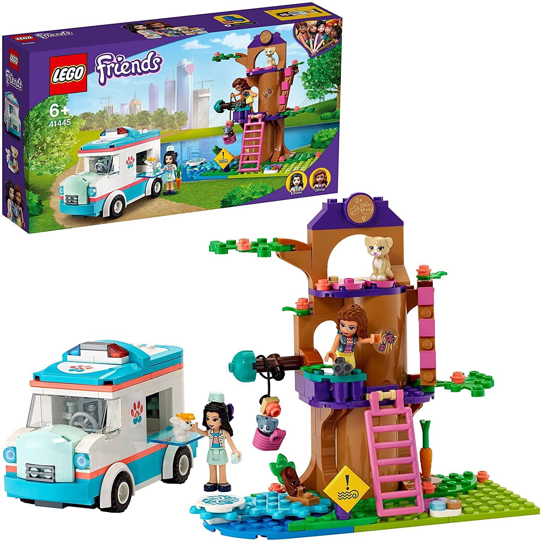 LEGO Friends Ambulancia de la Clínica Veterinaria