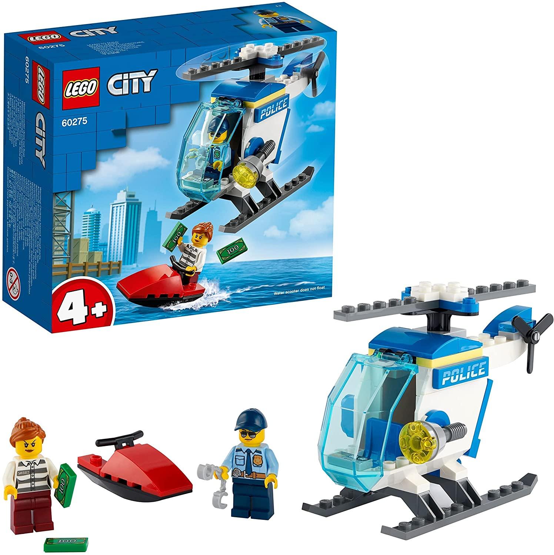 Lego City policía