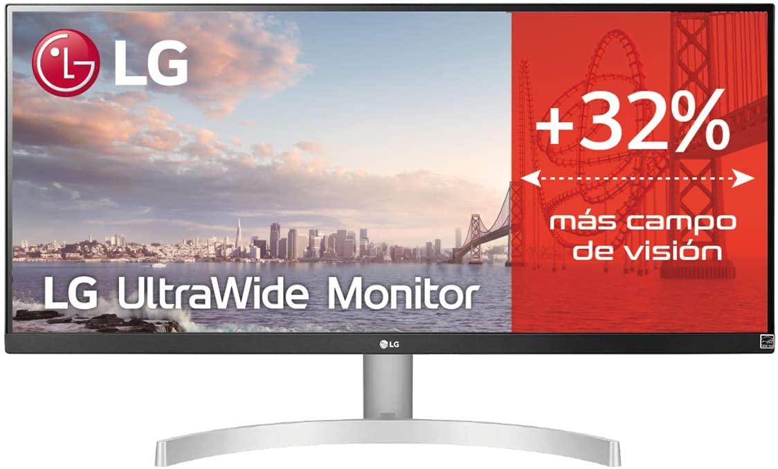 "Monitor Gaming 29"" LG 29WN600-W.AEU"