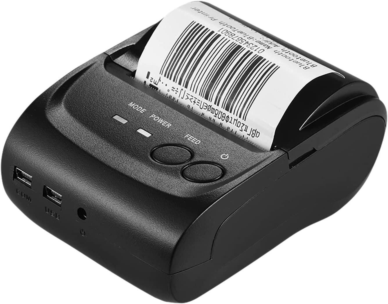 Impresora térmica para tickets inalámbrica
