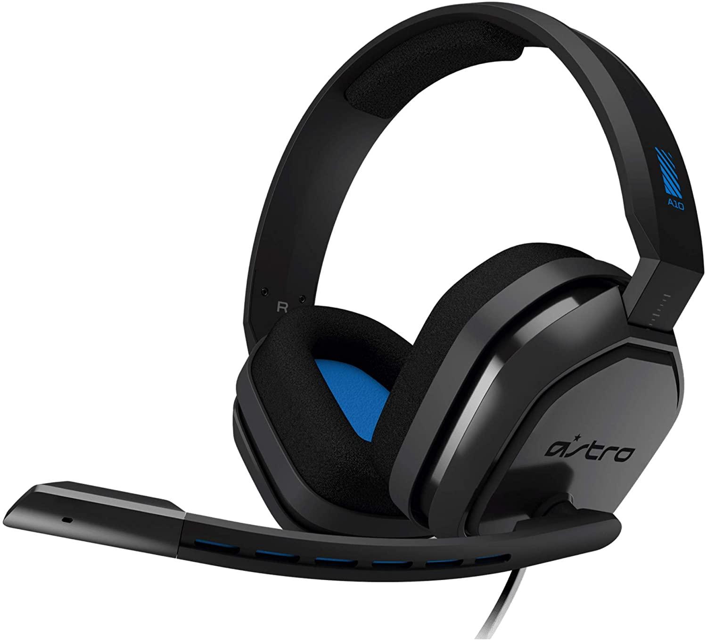 Auriculares ASTRO Gaming A10 compatibles con cualquier plataforma