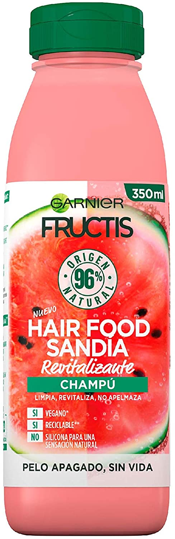 Champú de sandía Garnier Fructis Hair Food