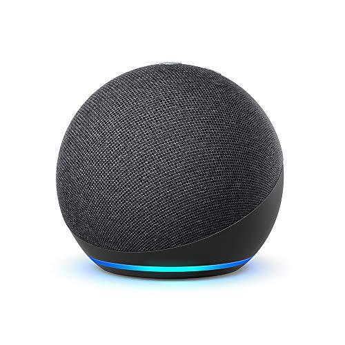 Altavoz inteligente con Alexa - Nuevo Echo Dot (4.ª generación)