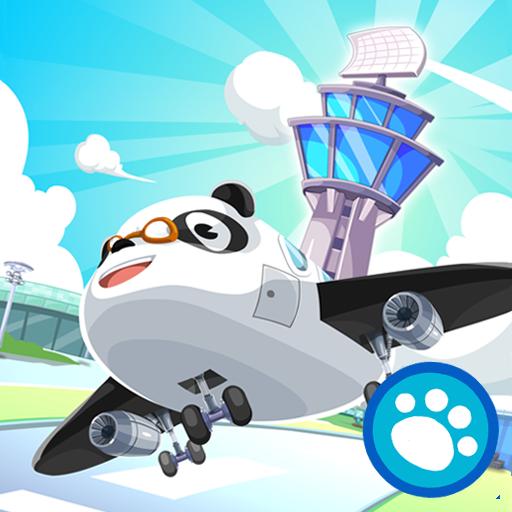 Dr. Panda Aeropuerto iOS y Android GRATIS