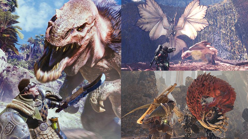 Prueba por 5 días Monster Hunter: World PS4
