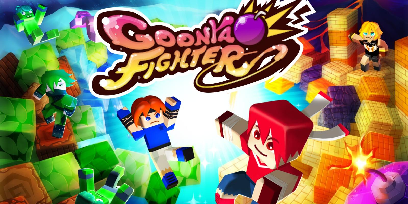 Goonya Fighter Nintendo Switch
