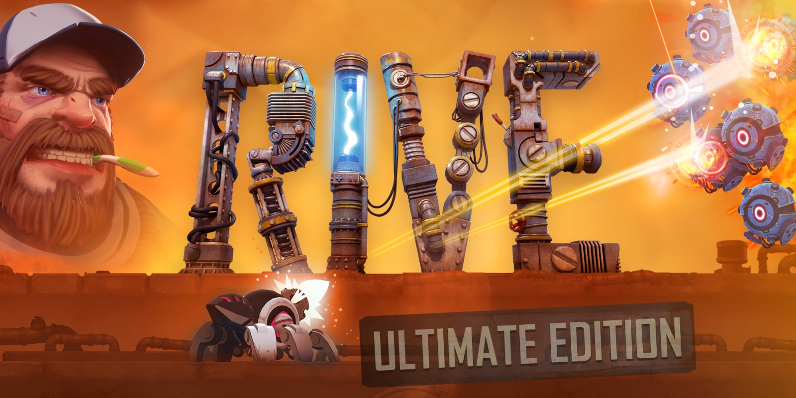RIVE: Ultimate Edition Nintendo Switch