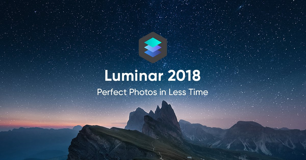 Luminar 2018 (Windows y Mac)