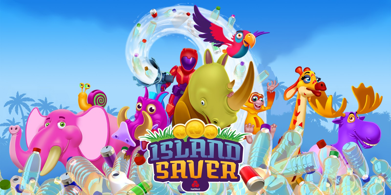 Island Saver Nintendo Switch y PS4