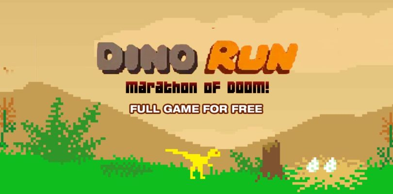 Dino Run: Marathon of Doom para PC (DRM-Free)