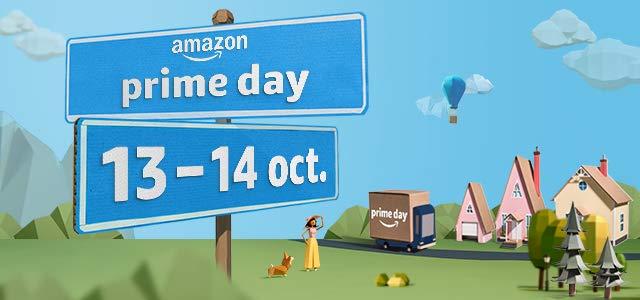 Amazon Prime Day 2020 (13 y 14 de octubre)