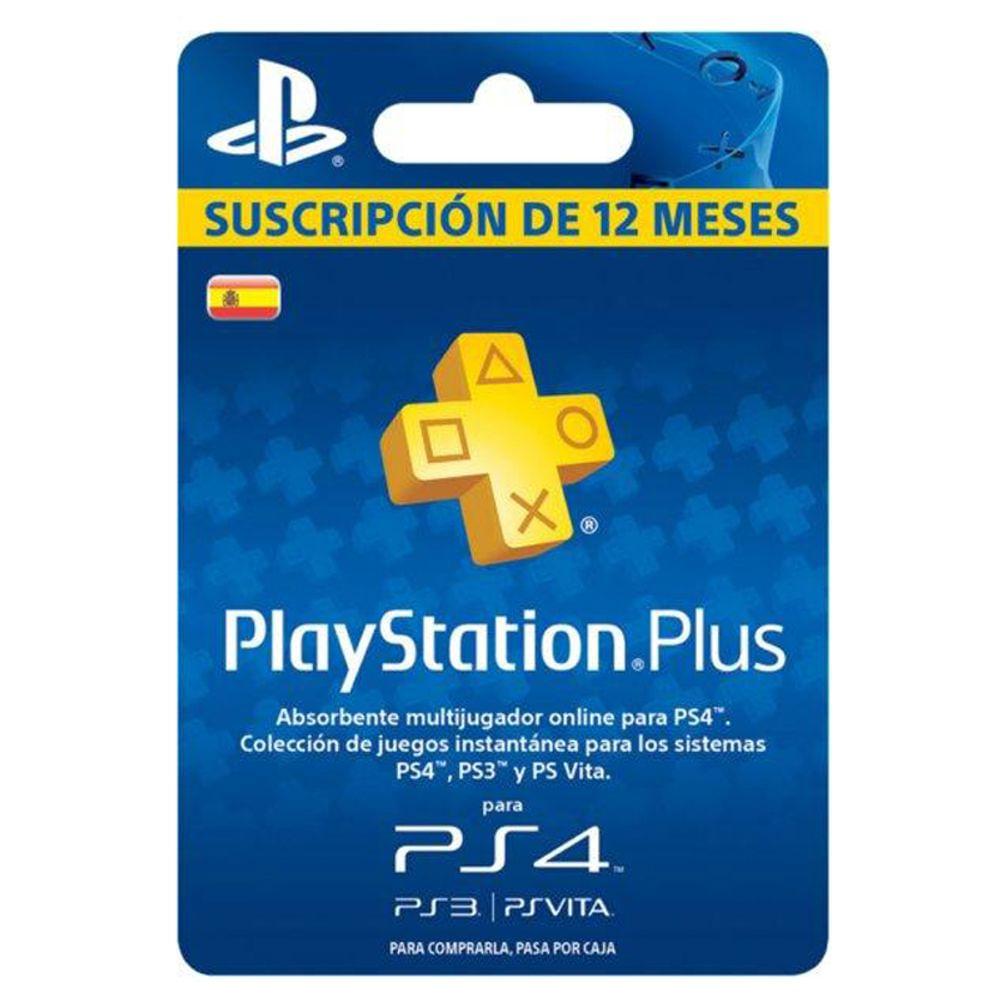 PSN Plus 365 días