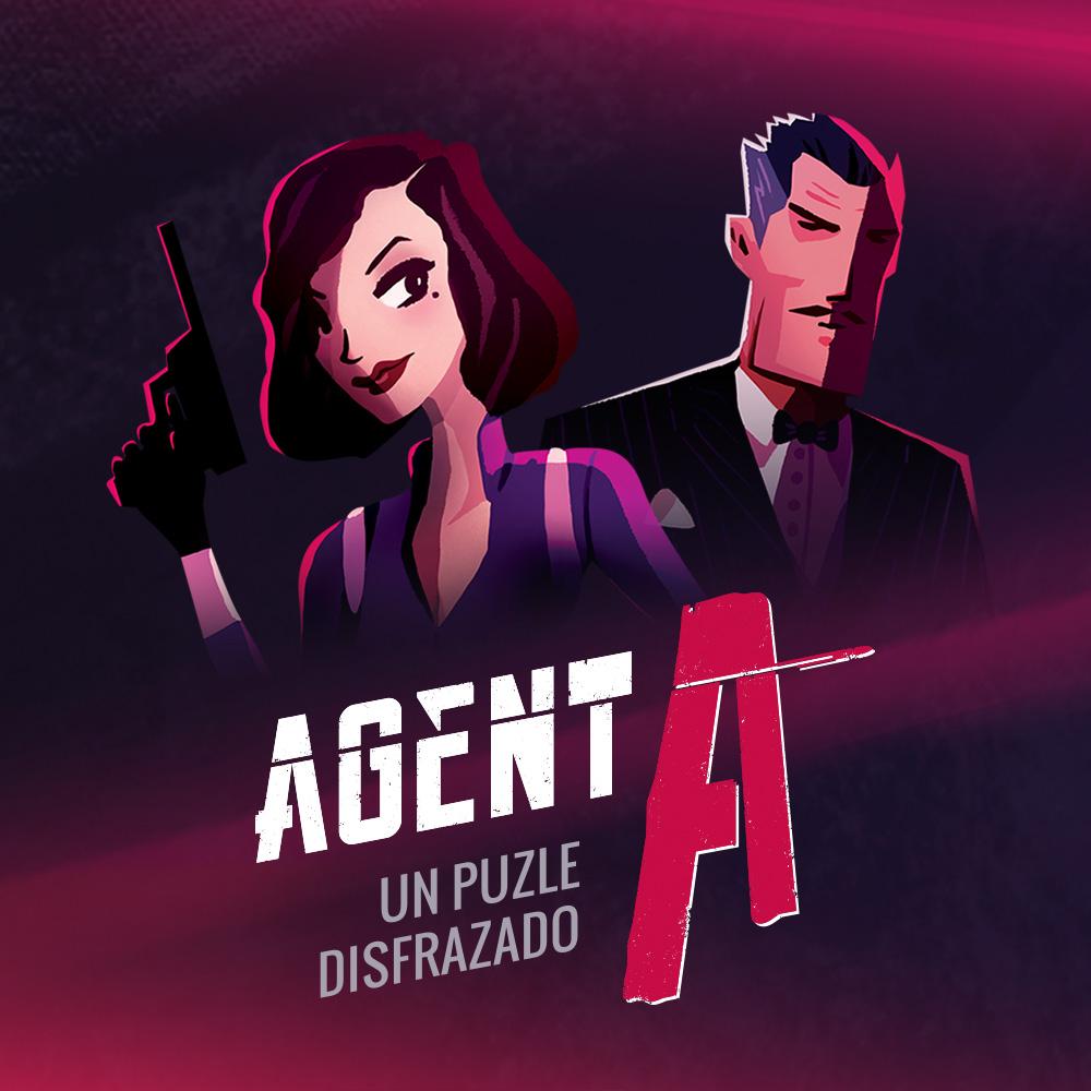 Agent A Un puzle disfrazado Nintendo Switch