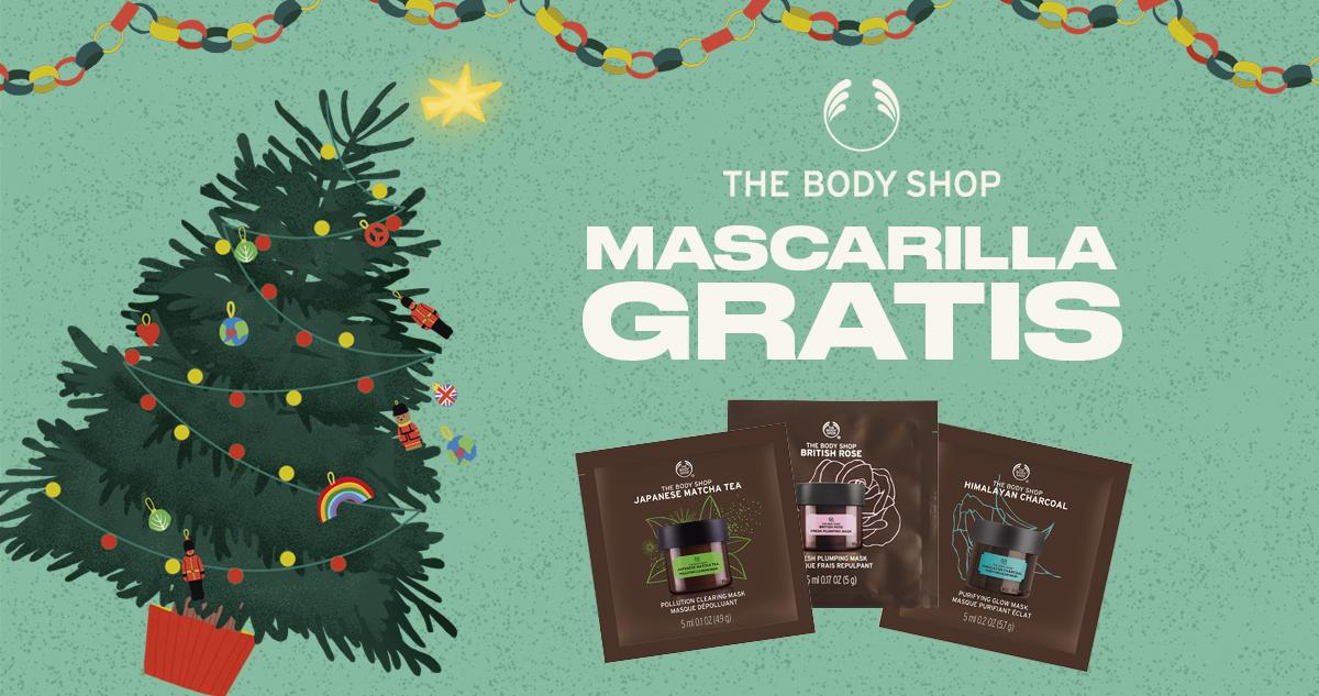 Mascarilla Facial The Body Shop