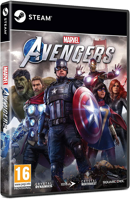 Marvel's Avengers Windows