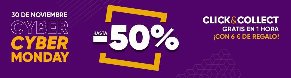 Hasta 50% de dto. en merchandising Star Wars, Juego de Tronos, Marvel.. en Fnac