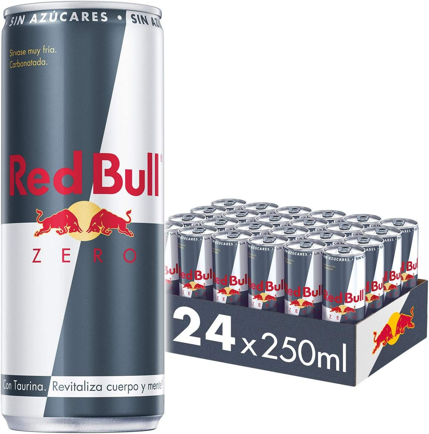 24x250ml Red Bull Zero
