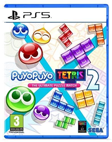 Puyo Puyo Tetris 2 PS5