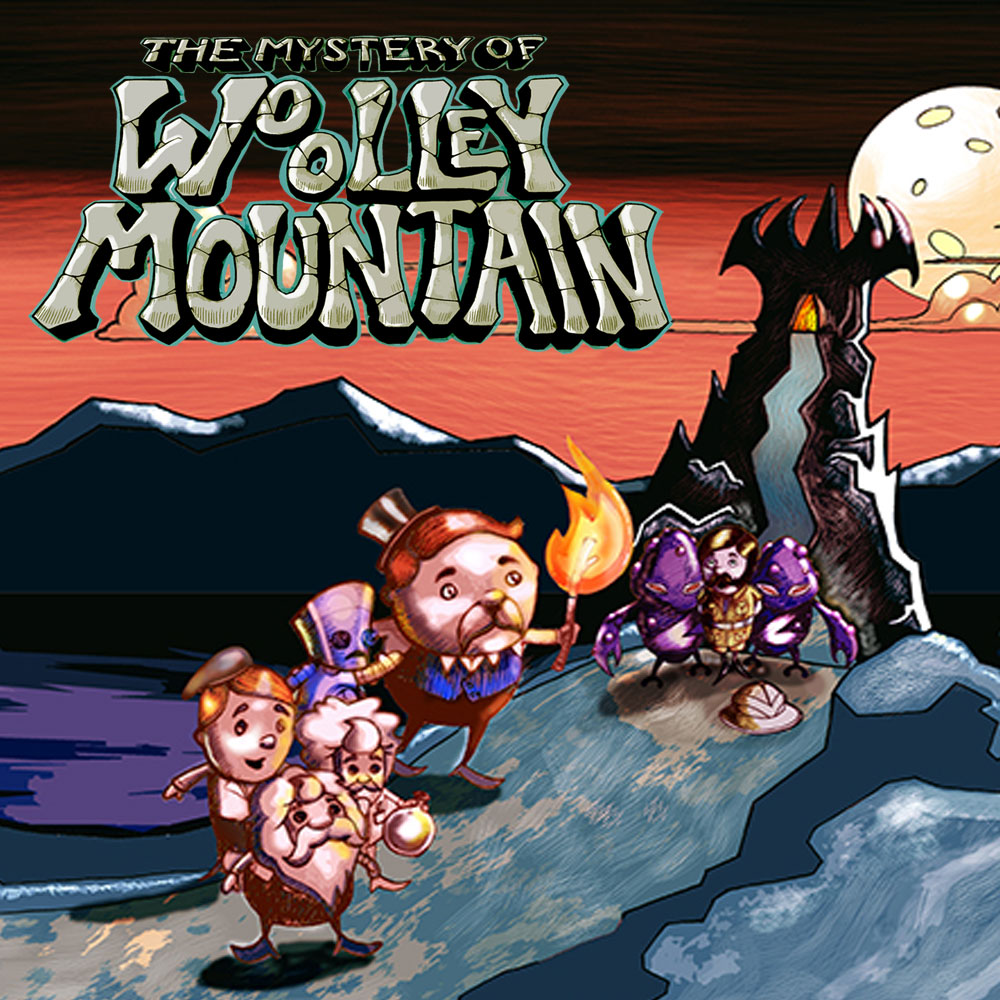 The Mystery of Woolley Mountain Nintendo Switch