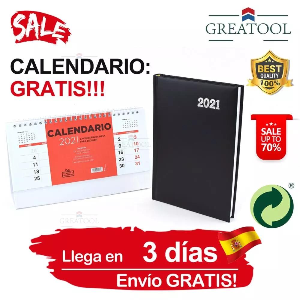 Agenda + Calendario 2021