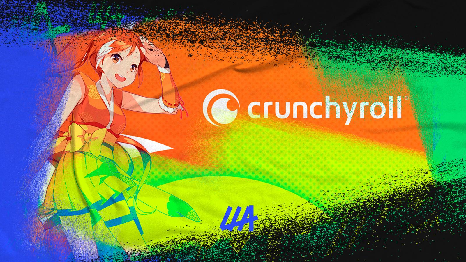 1 Mes Crunchyroll + Drops