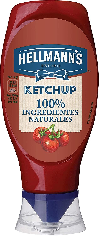 4x486 gr Ketchup Hellmann's Original