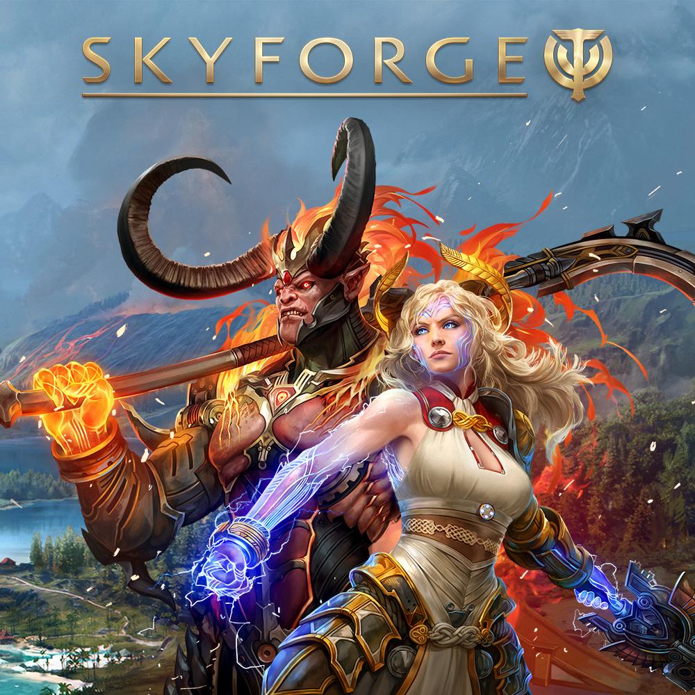 Skyforge Nintendo Switch