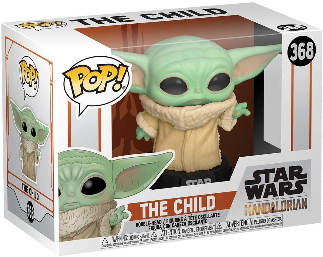 Funko Pop! Star Wars Mandalorian The Child