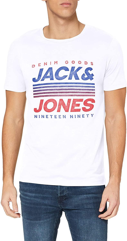 Camiseta Jack & Jones Jjgrand (varios diseños y todas las tallas)