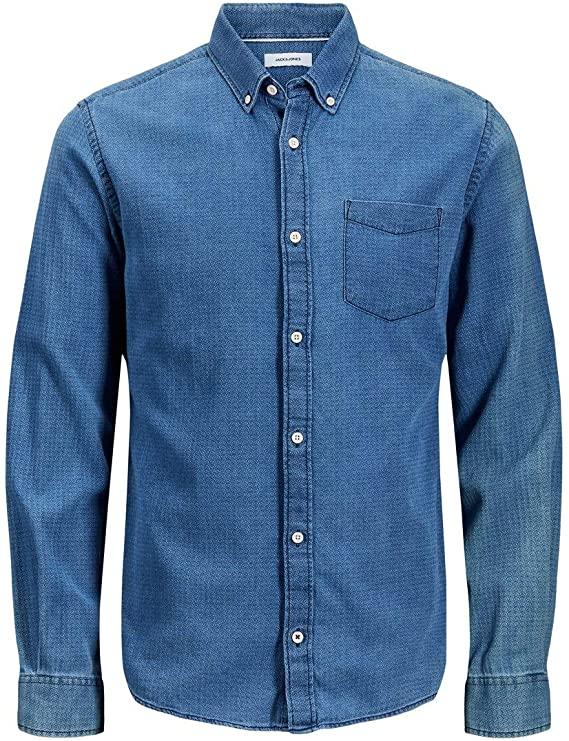 Camisa para Hombre Jack&Jones Jjbyron Shirt LS