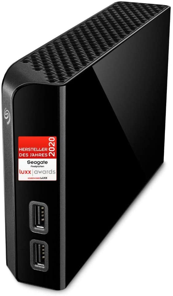 Disco Duro Externo de 4TB Seagate Backup Plus Hub