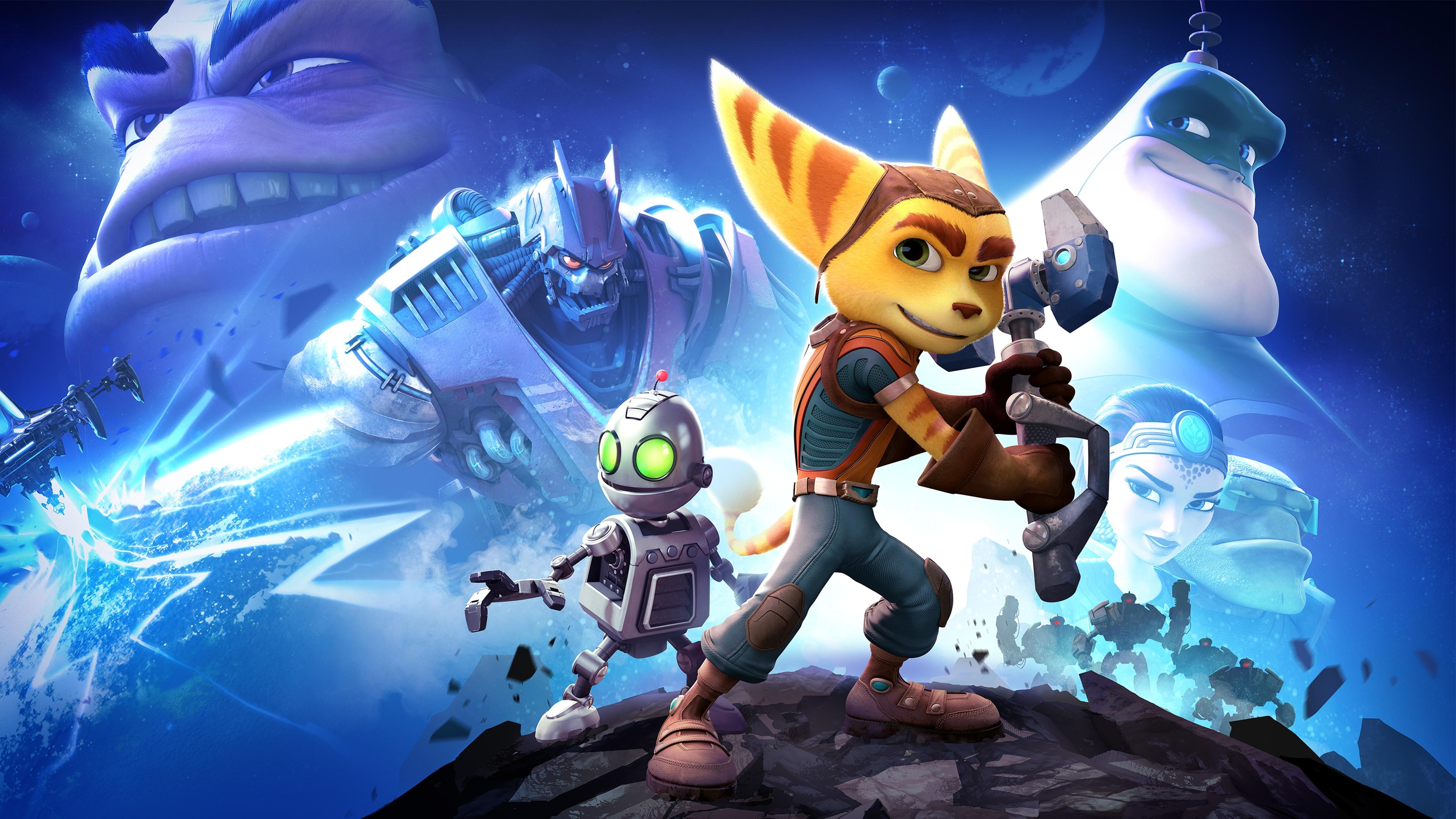 Ratchet & Clank para PS4 con PlayAtHome (1 de marzo)