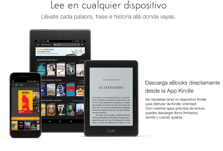 Kindle Unlimited durante 2 Meses (Prime y Prime Studients)