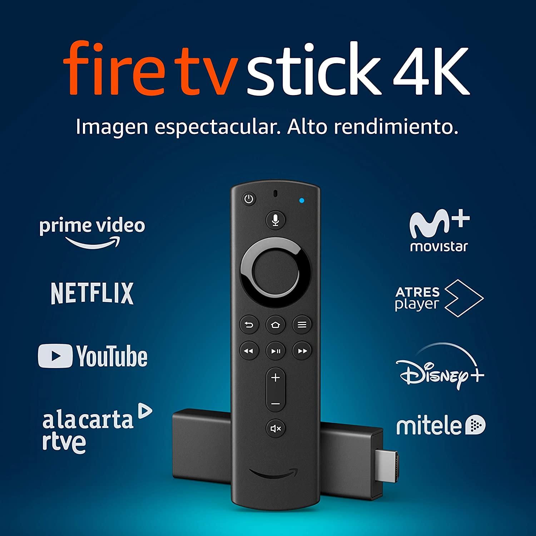 Fire TV Stick 4K 2020