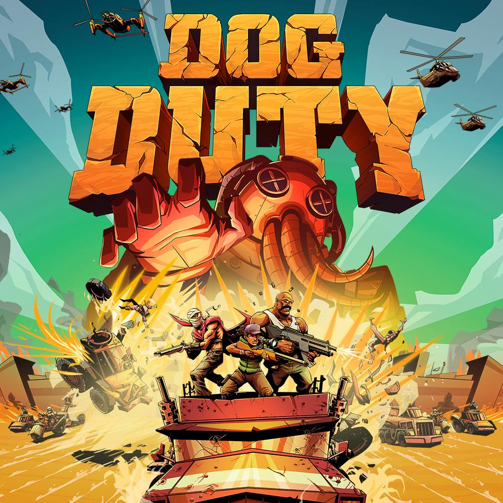 Dog Duty Nintendo Switch