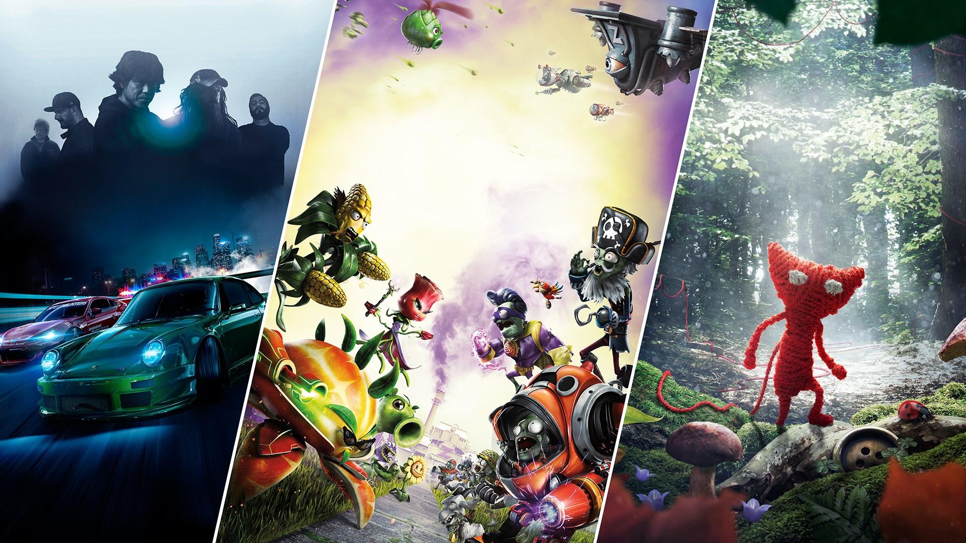 Paquete familiar de EA para PS4/PS5