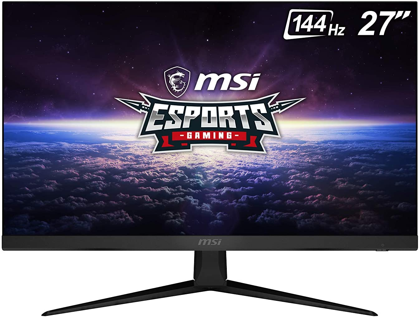 "Monitor Gaming MSI Optix G271 27"" FHD 144Hz 1ms"