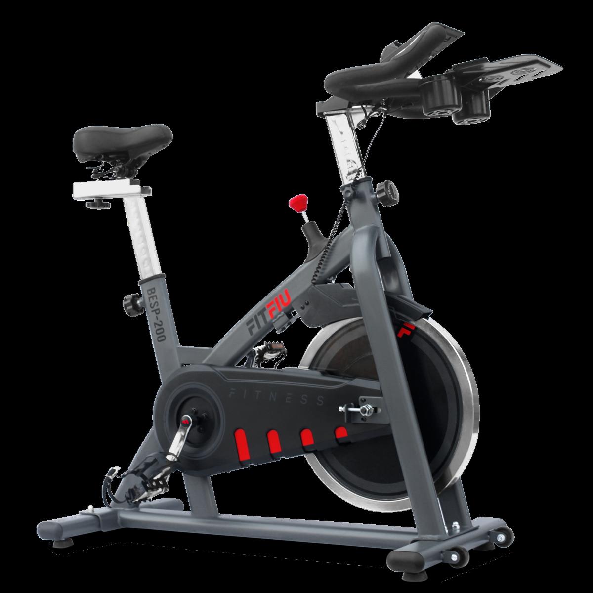 Bicicleta indoor FITFIU 18kg